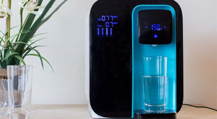 Never Buy Bottled Water Again With This Countertop Water Filter