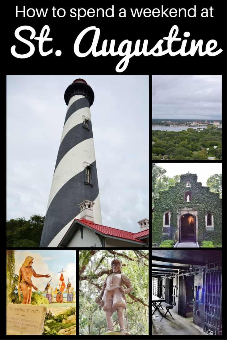 How to Spend a Weekend in St. Augustine Florida