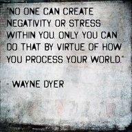 Wayne Dyer: Treats, Words Boner, Desks At Work