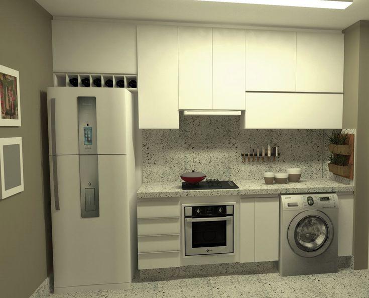 cozinha planejada americana compact 35 mais decoração de cozinha