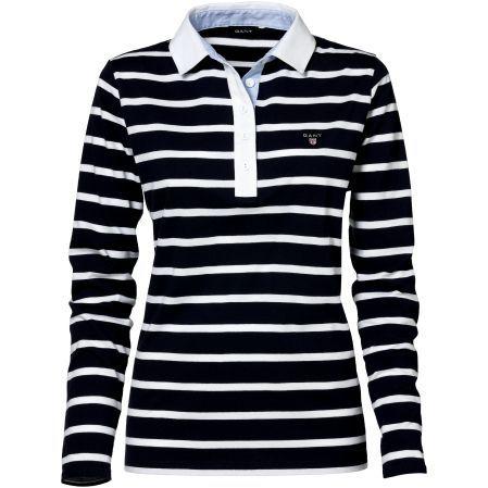 GANT Breton Striped Rugby Shirt