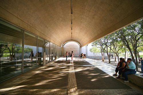kimbell museum louis kahn -