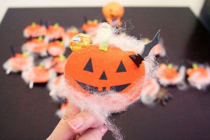 Déco Halloween de bureau