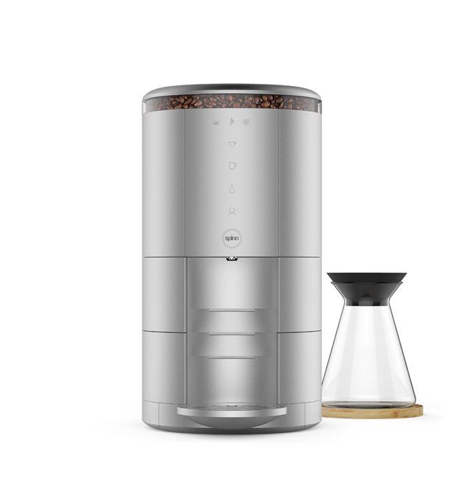Technology - Spinn Coffee
