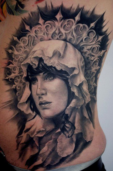 Black and Grey tattoos from Carlos Torres in LA «