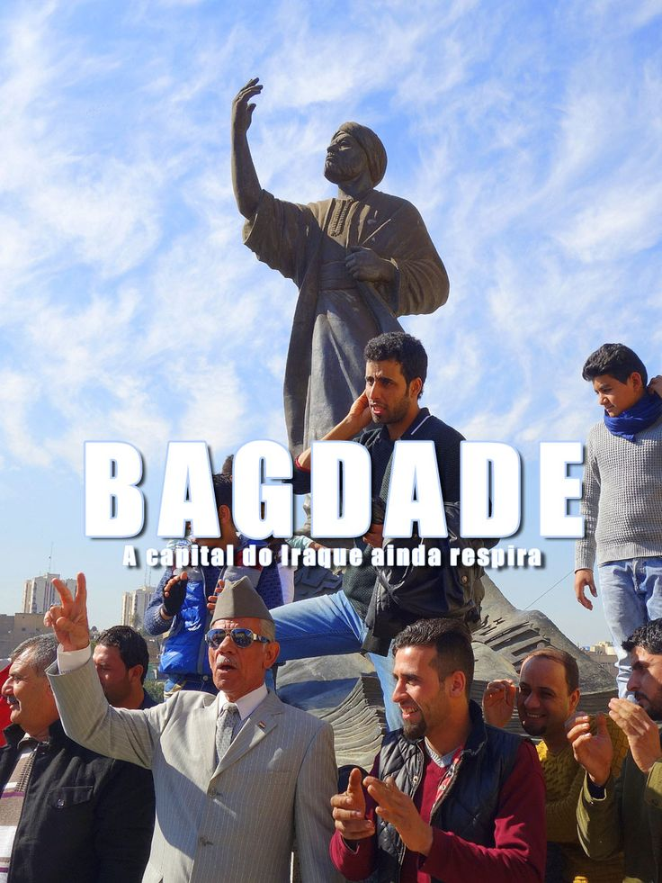 A capital do Iraque ainda respira - Bagdade