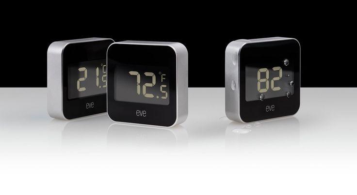 Elgato intros Eve Degree temperature and humidity sensor with Apple HomeKit support #AppleNews #TechNews