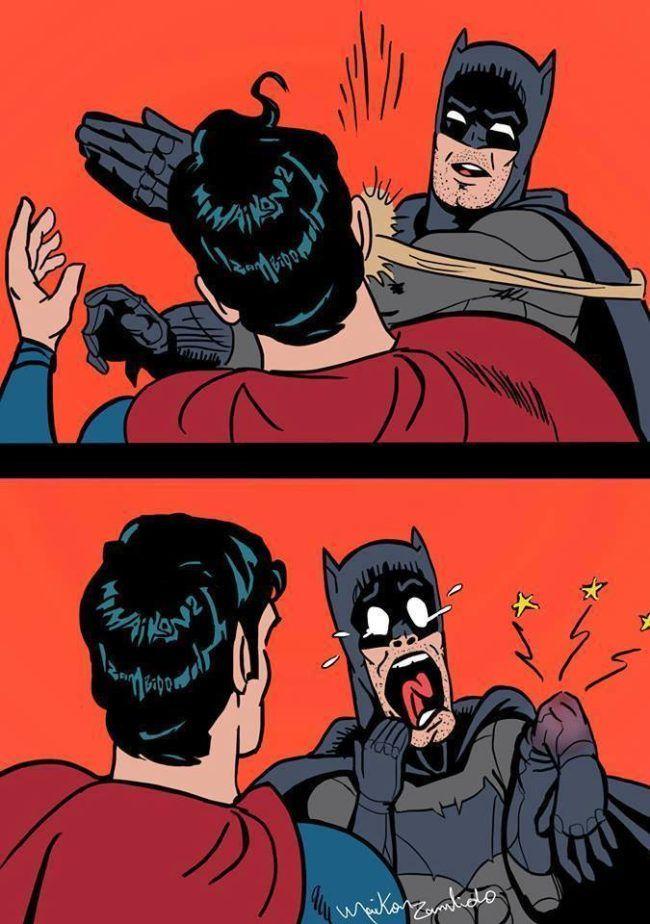 Une scène coupée ultra violente de Batman v Superman