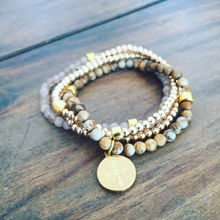Lindi Kingi bracelet set from Ruby Six