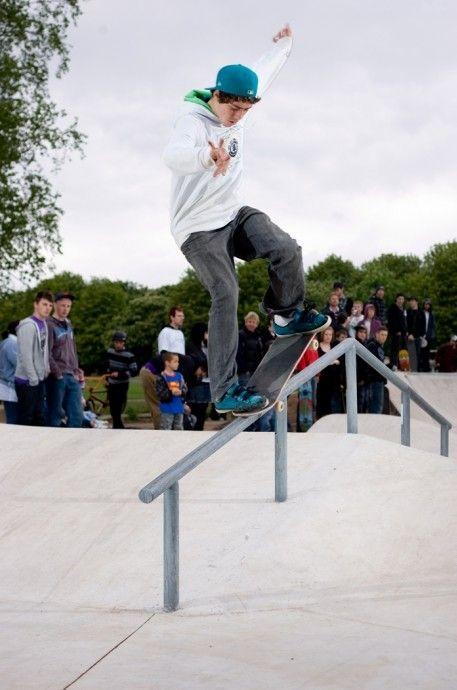Taunton Skatepark
