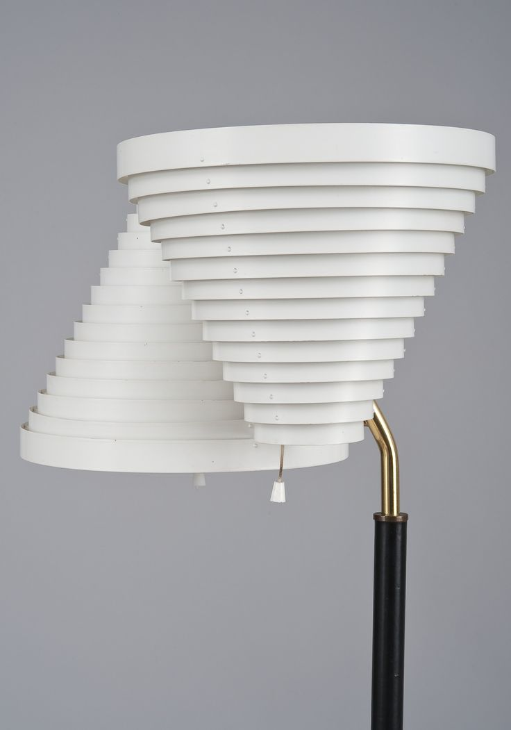 1959_ LAMP 'MODEL A809' BY ALVAR AALTO