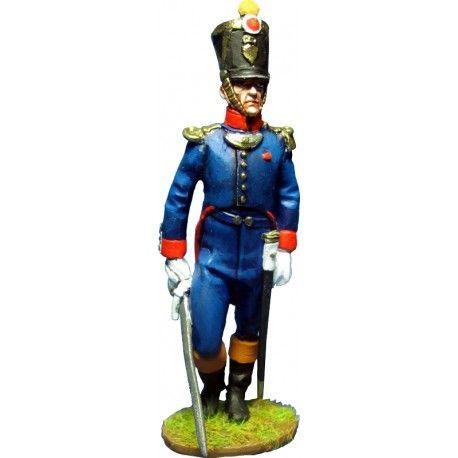 NP 387 KINGDOM OF NAPLES REGIMENT DI NAPOLI OFFICER