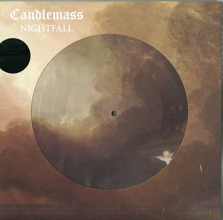 "Candlemass "" Nightfall "" Picture disc"