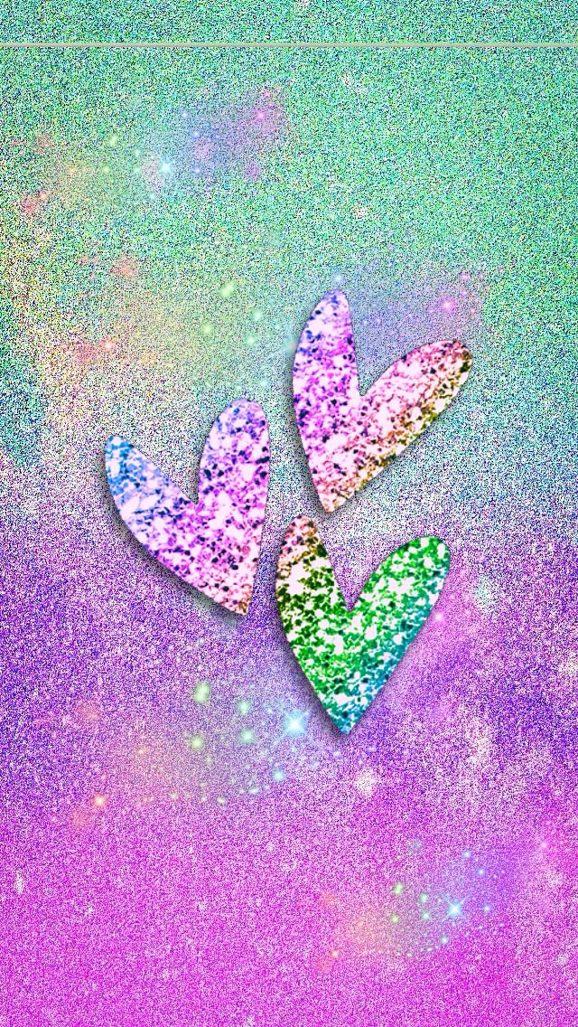 1000+ images about Colorful Heart{s} on Pinterest
