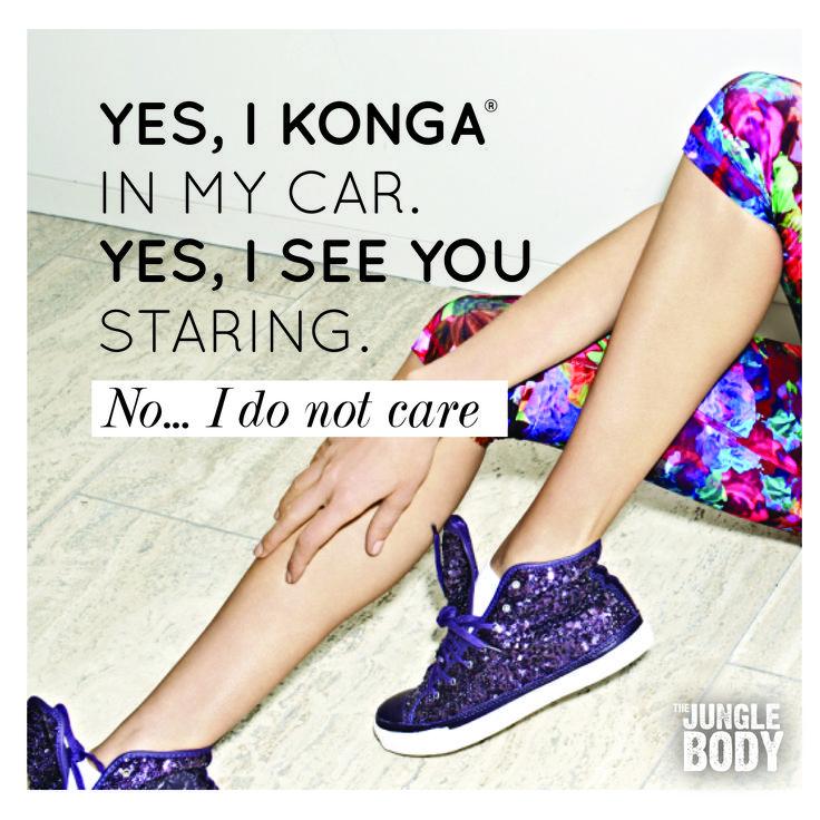 Yes I Konga In My Car