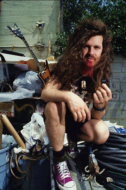 Dimebag Darrell- I'm having a pinning obsession with him, but that's ok ♥