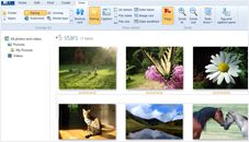 Galeria de Fotos do Windows