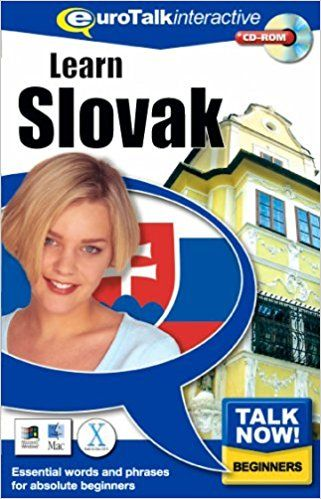 Talk Now! Slovak: Topics Entertainment: 5055289800242: Amazon.com: Books