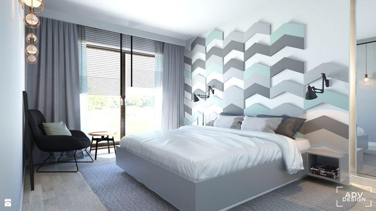 Wystrój wnętrz - Sypialnia - pomysły na aranżacje. Projekty, które stanowią prawdziwe inspiracje dla każdego, dla kogo liczy się dobry design, oryginalny styl i nieprzeciętne rozwiązania w nowoczesnym projektowaniu i dekorowaniu wnętrz. Obejrzyj zdjęcia! - strona: 4