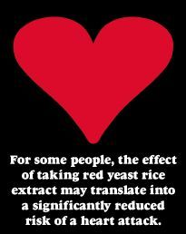 Another great benefit of Red Yeast Extract #redyeastriceextract