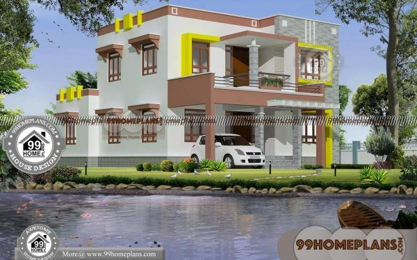 Best Small House Designs In The World 80 Double Floor House Plans Best Small House Designs Modern Bungalow House Plans Small House Design