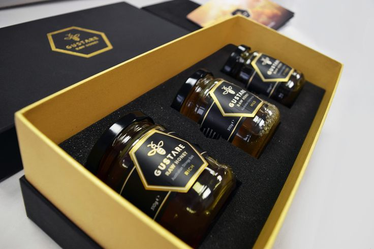 Luxury Valentine's Day Gifts. A Valentine's gift for men or women - exclusive honey brand, offers you something 'sweet for your sweet'.