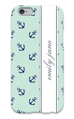 Anchors Nautical design custom cell phone cases  #iphone #outterbox #Cellphonecases
