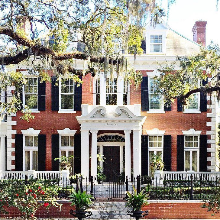 25 Stunning Homes That Exude Southern Charm                                                                                                                                                      More