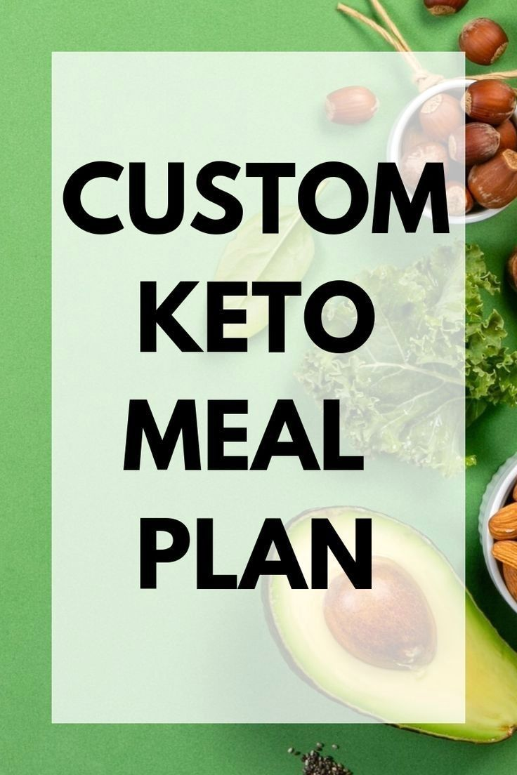 Keto Custom Meal Plan Free Quiz Get Your Personalised Plan In 2020 Keto Diet Book Custom Meal Plans Keto Diet For Beginners