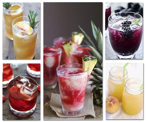 Het warme weer doet ons verlangen naar frisse cocktails om de dorst te lessen. Geen zin in een slopende kater of verkozen tot bob van de avond? Cocktails hoeven niet altijd alcohol te bevatten om lekker te zijn. Hieronder 5 recepten voor alcoholvrije cocktails om je lippen van af te lekken.