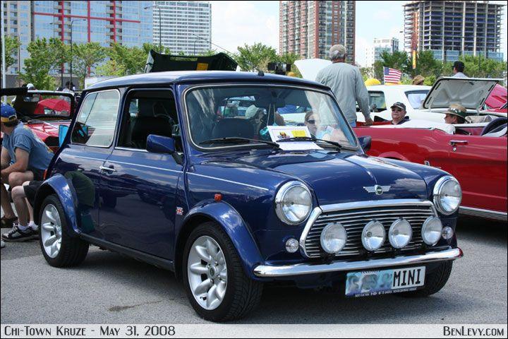 Mini....original that is.