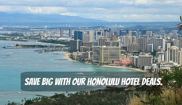 Save on your stay, take advantage of these Honolulu hotel coupons. #Hawaii #travel #hoteldeals