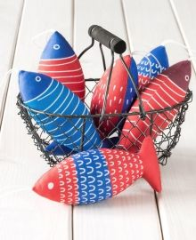#fish #ryby #decorations #handmade