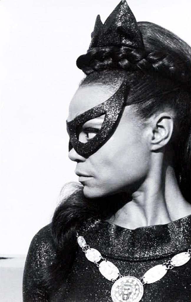 Eartha Kitt as Catwoman — Batman, Season 3 (1967-68, ABC)