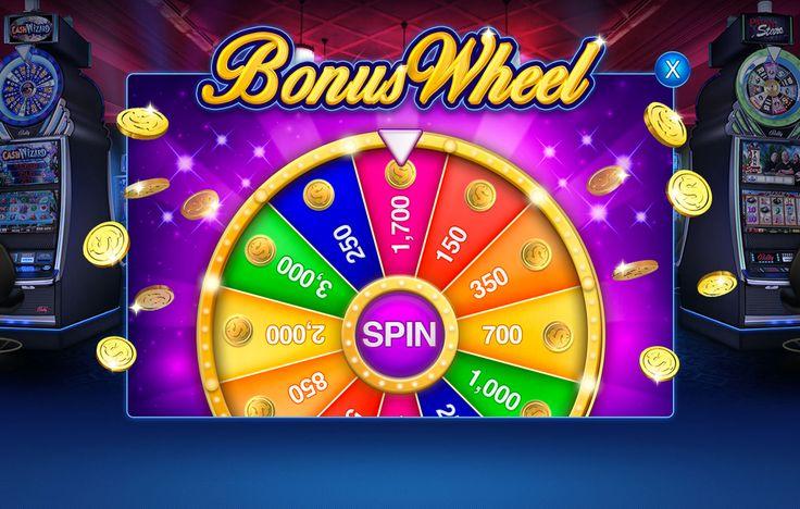 Bonus Wheel on Behance