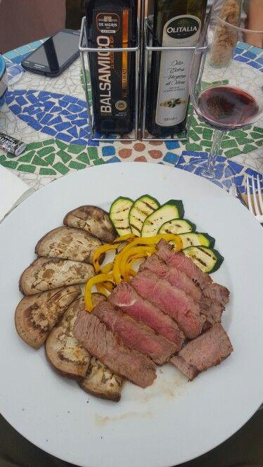 Bistecca fiorentina di vitelo