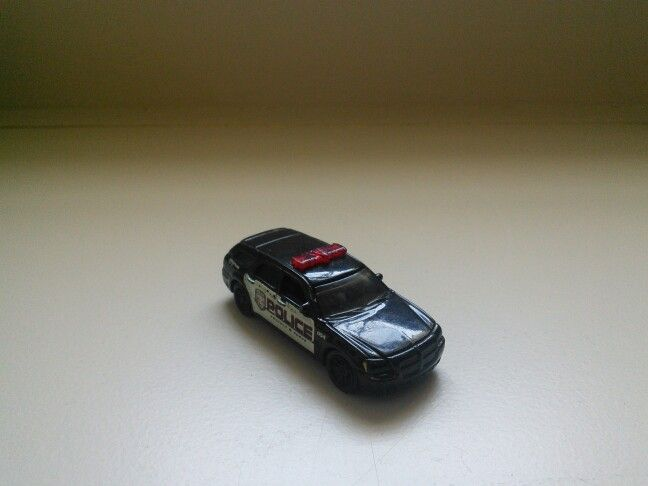 Matchbox dodge magnum police car