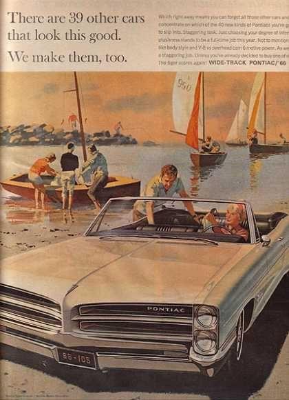 General Motor's Pontiac (1965).