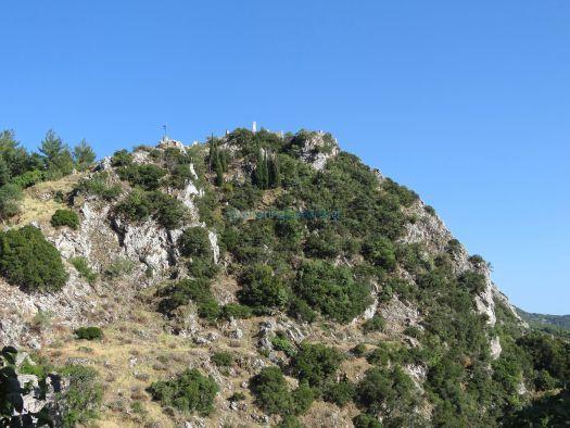 Castle of Stemnitsa village Gortynia region Arcadia Peloponnese