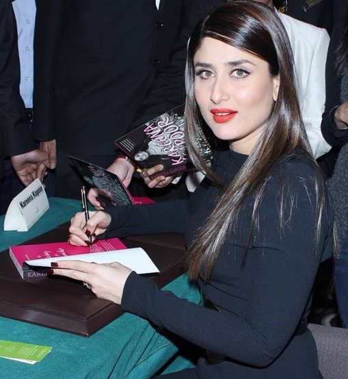 Kareena Kapoor looking gorgeous on the launch of her diary