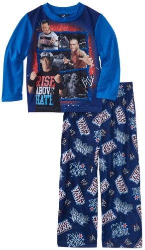 Wwe Boys Top Warriors Pajama Set 171 Clothing Impulse