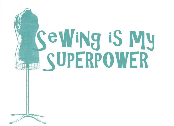 Sewing | Domestic Anarchy: Sewing is My Superpower