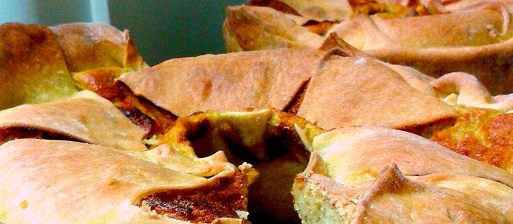 La cheesecake all'italiana: il fiadone abbruzzese Ricetta di Pasqua