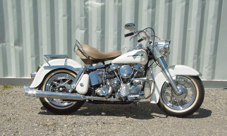 1963 Harley Davidson FL Panhead - | Harley Davidson ...