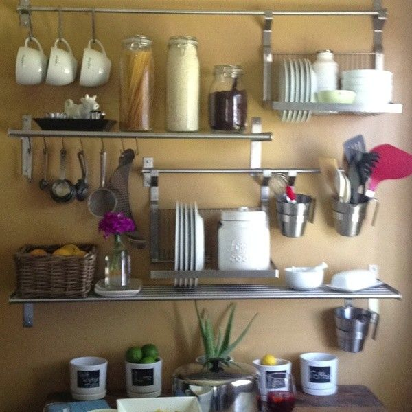 Modern Kitchen Shelves: 85 Best Images About Unfit Maybe Kitchen On Pinterest