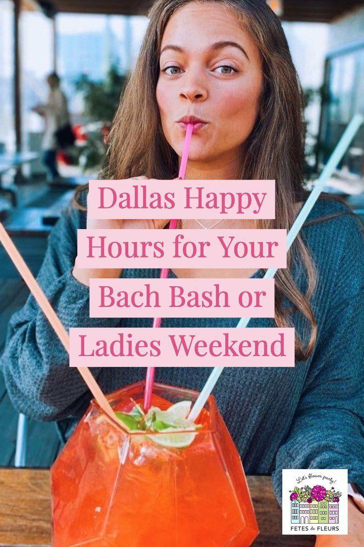 Die coolsten Bars in Dallas für Ihre Dallas Bachelorette ...