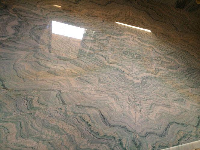 Pavimento in marmo macchia aperta - Tiled open book |ristrutturainterni.com
