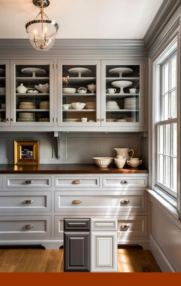 White Kitchen Cabinets And Countertops Binets Cabinets New Kitchen Cabinets Kitchen Remodel Small Kitchen Renovation