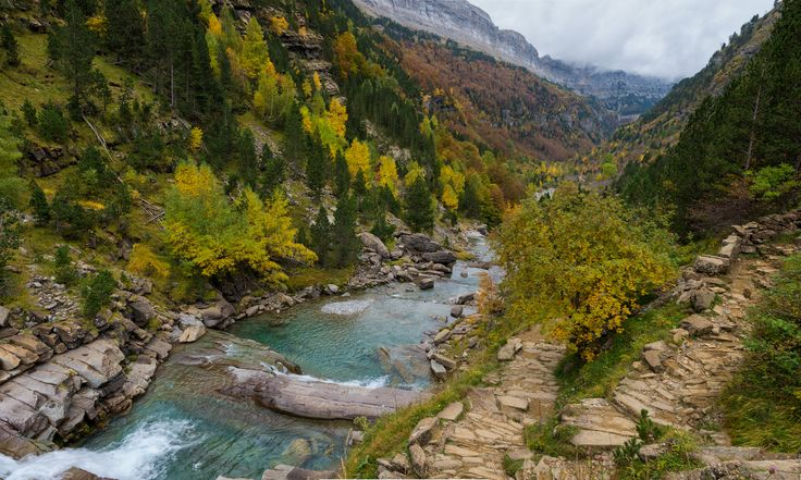 Parque Nacional de Ordesa y Monte perdido, Huesca