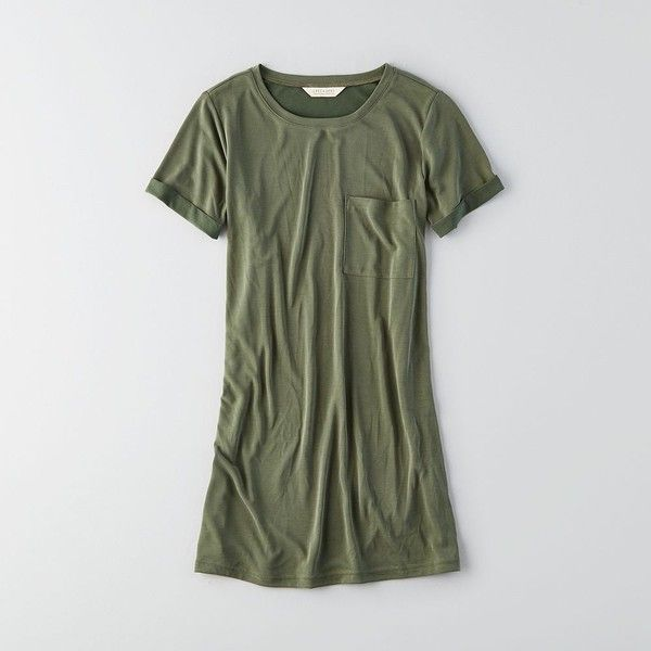 17 best ideas about Green T Shirt Dress on Pinterest | American ...
